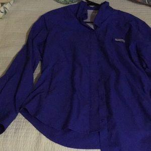 Columbia ladies blouse